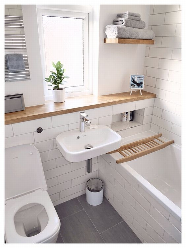Ma a azienka zobacz jak urz dzi ma azienk inspiracje for Bathroom designs for small spaces uk