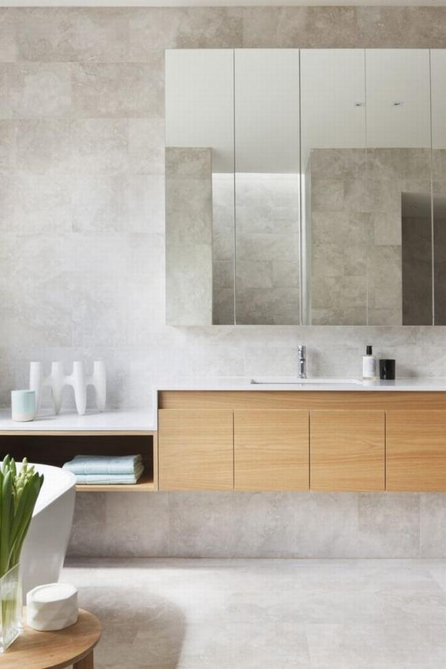 Organizacja w azience jak zaprojektowa azienk by nie by o sprz tania - Bathroom ideas melbourne ...