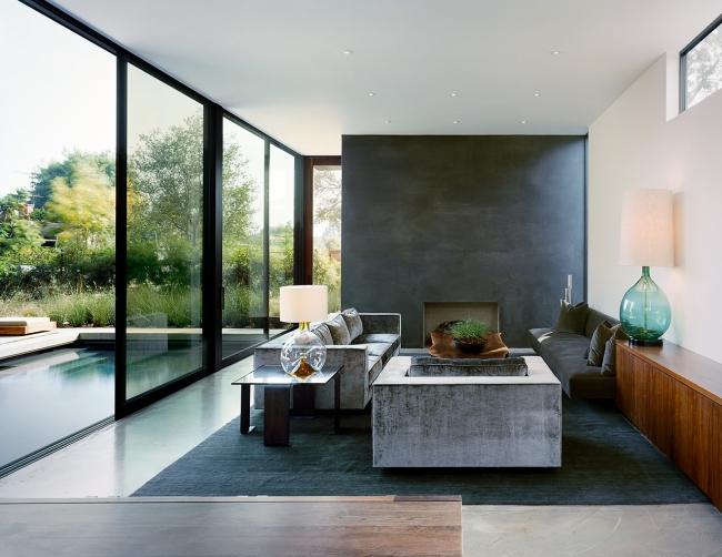 przytulny nowoczesny dom design nowoczesny dom surowy zimny obcy przytulny projekt inspiracje architektura willa marzeń luksusowa rezydencja 0612