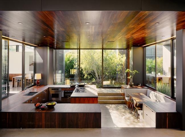 przytulny nowoczesny dom design nowoczesny dom surowy zimny obcy przytulny projekt inspiracje architektura willa marzeń luksusowa rezydencja 0613