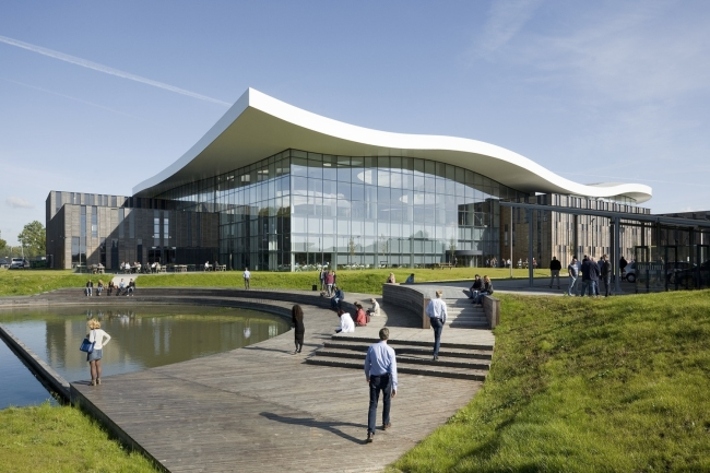 inspirujące wnętrze biura nowoczesne biuro design nowoczesnego biura inspiracje projekt biura wielkich korporacji 16