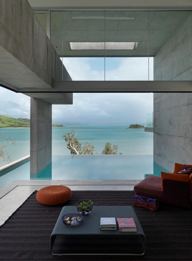 projekt luksusowego domu dom nowoczesny luksusowy dom rezydencja projekt inspiracje design nowoczesnego domu 02