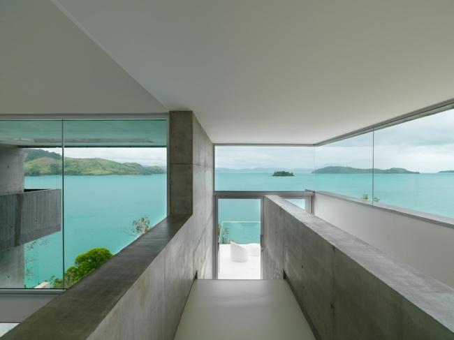 projekt luksusowego domu dom nowoczesny luksusowy dom rezydencja projekt inspiracje design nowoczesnego domu 04