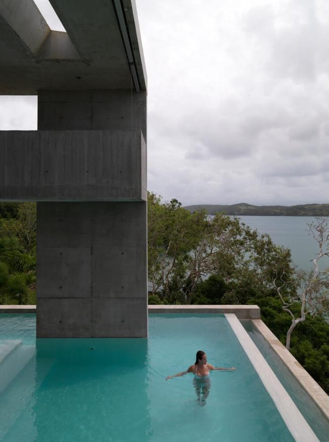 projekt luksusowego domu dom nowoczesny luksusowy dom rezydencja projekt inspiracje design nowoczesnego domu 05