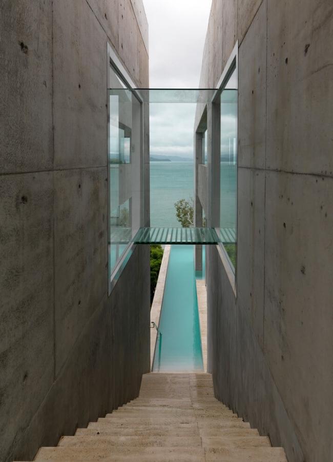 projekt luksusowego domu dom nowoczesny luksusowy dom rezydencja projekt inspiracje design nowoczesnego domu 07