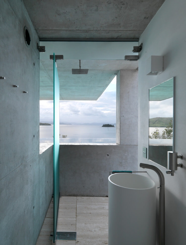 projekt luksusowego domu dom nowoczesny luksusowy dom rezydencja projekt inspiracje design nowoczesnego domu 16