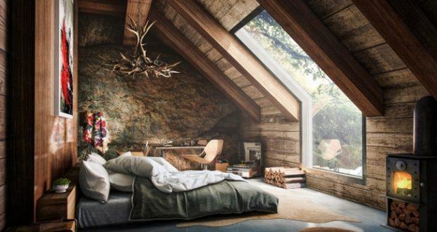Sypialnia Na Poddaszu Inspiracje Zobacz Jak Urządzić