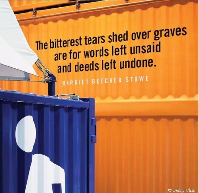 biuro z kontenerów transportowych