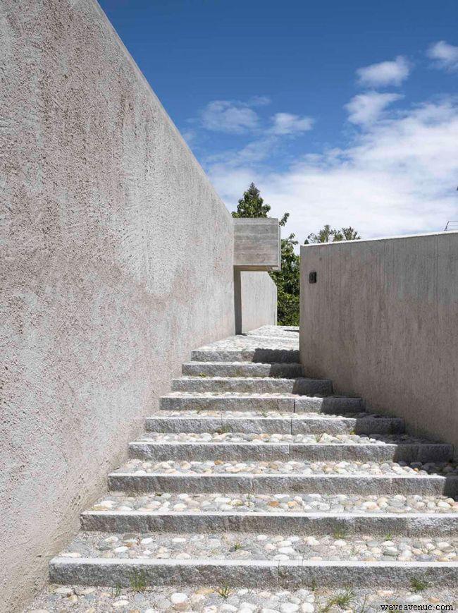 rezydencja z kamienia