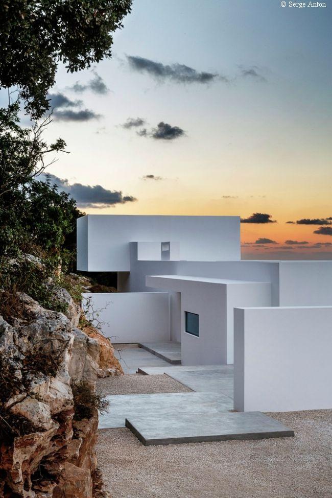 minimalistyczna rezydencja