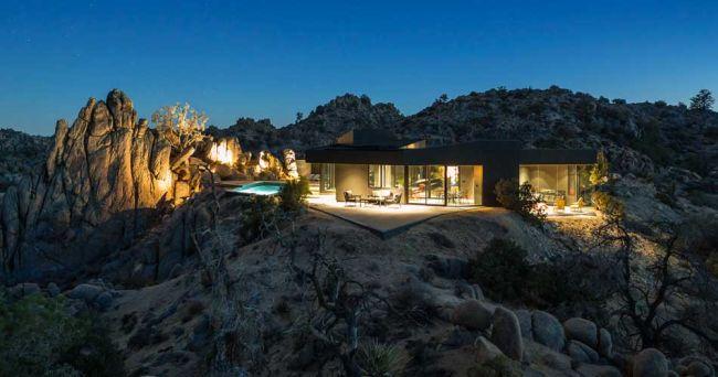 Black Desert House - dom na pustyni