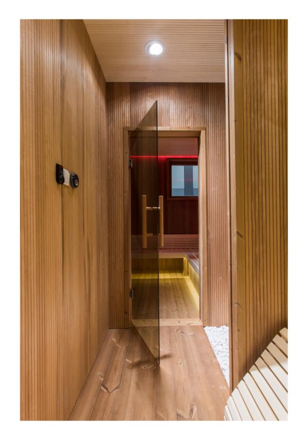 wyjątkowa sauna