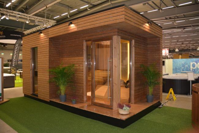 Premiera sauny na targach
