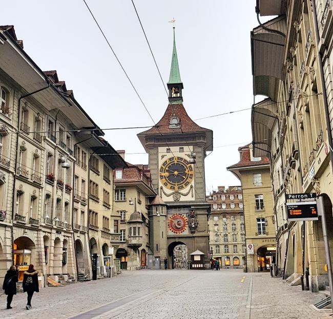 Berno, czyli fabryczna senność nad rzeką - niezwykłe miasto u stóp Alp