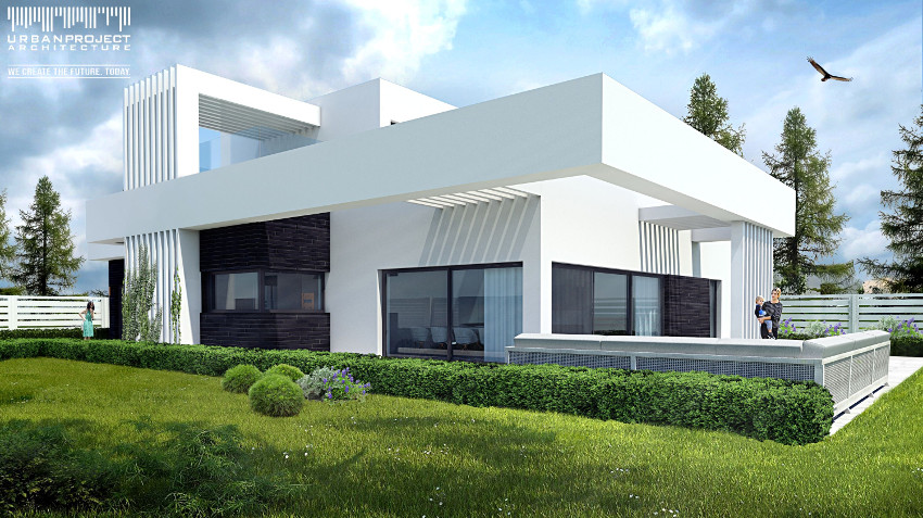 projektowanie indywidualnych domów jednorodzinnych