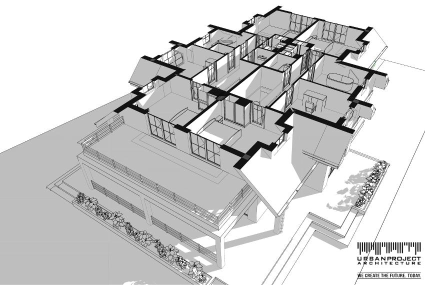 nietypowy dom bliźniak, projekt indywidualny domu z werandą, w stylu amerykańskim, budowa, realizacja, weranda, zabudowa bliźniacza, dwulokalowy, dwumieszkaniowy, dwurodzinny