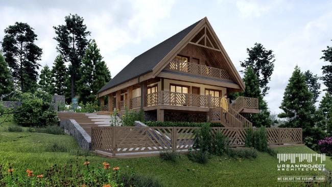 drewno na elewacji, pomysły na elewację, imitacje i zamienniki drewna, najlepsze materiały elewacyjne, co wybrać, co musisz wiedzieć