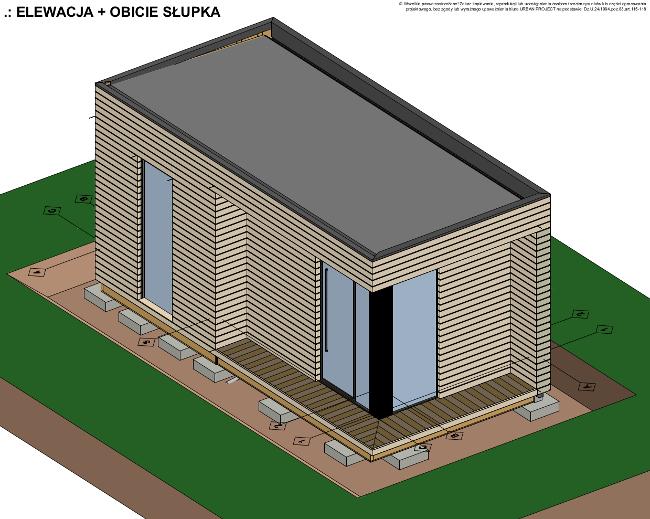 projekt sauny, sauna zewnętrzna, ogrodowa,