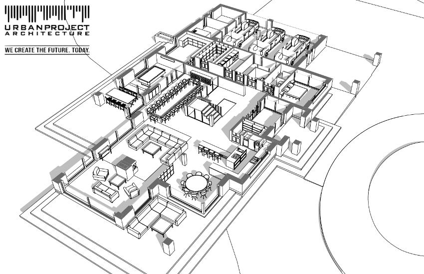 w stylu amerykańskim, willa, dom, projekt indywidualny, dom marzeń, idealny projekt, wizualizacje, wnętrza, rzuty