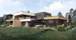 Indywidualny projekt domu nowoczesnego